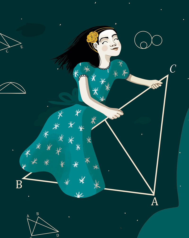 Image from project Ada Lovelace by Angela Salinero